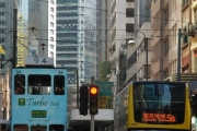 Hong Kong boasts a very developed public transportation system