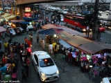 The infamous traffic of Manila